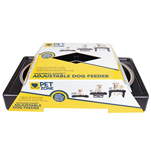 Pet Zone Designer Diner Pet Feeder