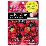 クラシエフーズ 32G ふわりんかソフトキャンディミックスベリーローズ味 ×10個【ma】