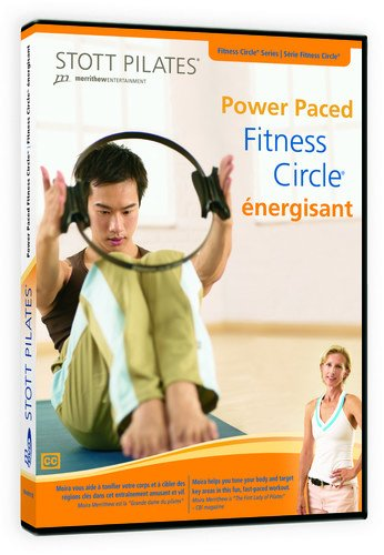 STOTT PILATES Power Paced Fitness Circle (English/French)