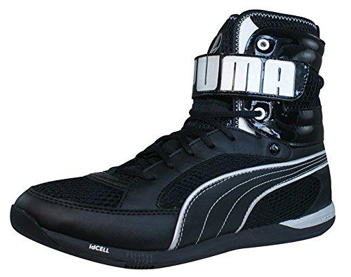 Puma Allegra Mid Womens Schuhe Sneaker / Schuh - schwarz