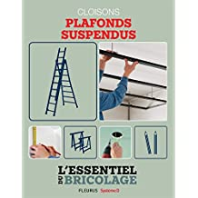 Portes, cloisons & isolation : cloisons - plafonds suspendus (Bricolage) (French Edition)