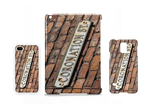 Coronation Street logo iPhone 7+ PLUS cellulaire cas coque de téléphone cas, couverture de téléphone portable