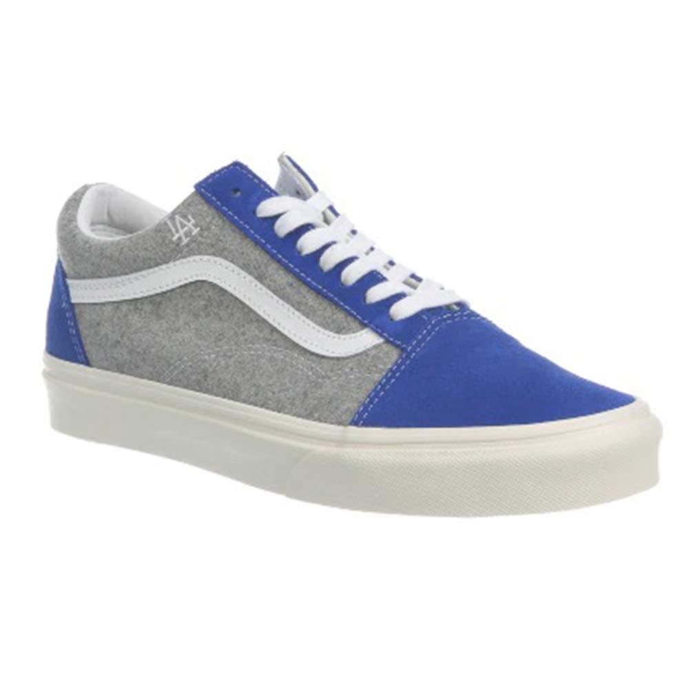 Vans Unisex Old Skool Dodgers Blue/Grey