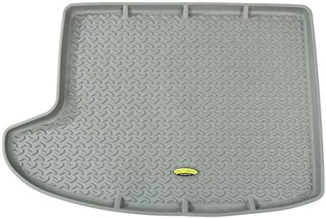 Rear and Cargo Floor Liner Kit For Select Jeep Compass and Patriot Models Outland 391398827 Tan Front