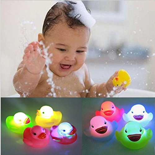 Led Light Up Ducks - 5