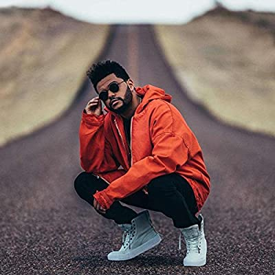 MOTIVATION4U The Weeknd Also Known as ABEL Makkonen Tesfaye, a Canadian Singer, Songwriter, and Record Producer, Starboy, My Dear Melancholy 12 X 18 inch Poster