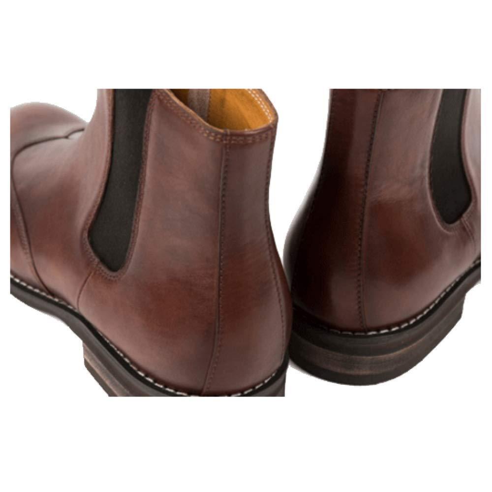 Scarpe da Uomo Uomo Uomo Stivaletti Alti Inghilterra Vintage Casual Stylish Simple Comfortable de05fe