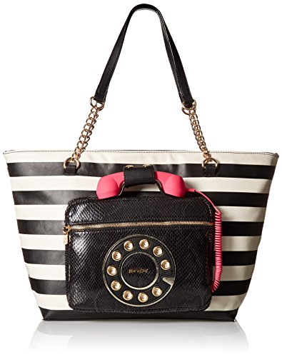 Betsey Johnson Bj70800f, Stripe (Betsey Stripe Johnson)