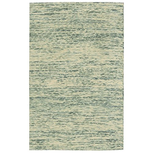 Nourison Sterling (STER1) Seafoam Rectangle Area Rug, 2-Feet 6-Inches by 4-Feet  (2'6