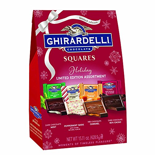 (Ghirardelli Limited Edition XL Assorted Bag, 15.11 Ounce)