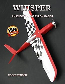 Whisper, An Electric R/C Pylon Racer