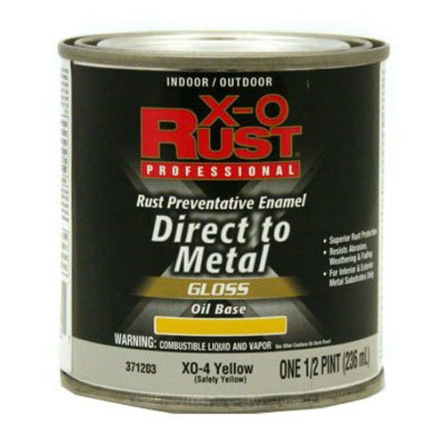 true-value-xo4-hp-yellow-premium-x-o-rust-interior-exterior-gloss-anti-rust-enamel-1-2-pint