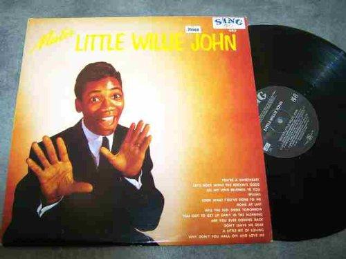 Mister Little Willie John [12 inch Analog]                                                                                                                                                                                                                                                    <span class=