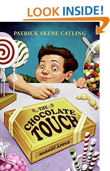 5th grade books amazon the chocolate touch sciox Choice Image