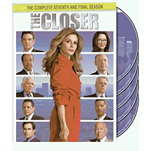 The Closer: The Complete Seventh Season movie