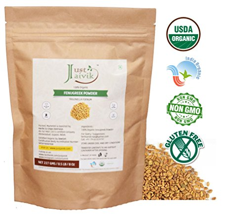 Just Jaivik Organic Fenugreek Certified product image