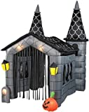 HALLOWEEN INFLATABLE 12' TALL AIRBLOWN HAUNTED HOUSE