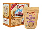 Bob's Red Mill Golden Flaxseed Meal, 16-ounce (Pack of 4)