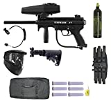 Tippmann A5 Sniper Paintball Gun Kit