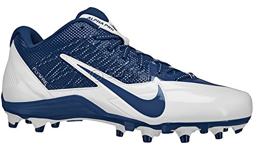 Nike Alpha Pro Td Lage Voetbalcleats Blauw / Wit 579545-140 Maat 13