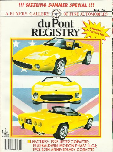 1993 40th Anniversary Corvette - 7