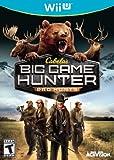 Cabelas: Big Game Hunter Pro Hunts - Wii U by Activision