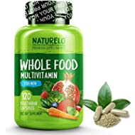 [Sponsored]NATURELO Whole Food Multivitamin for Men - #1 Ranked - with Natural Vitamins,...