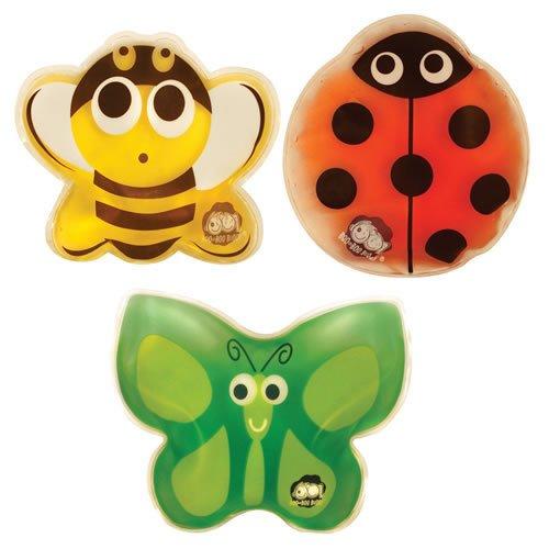 Boo Boo Buddy Bugs - Set of 3 ()