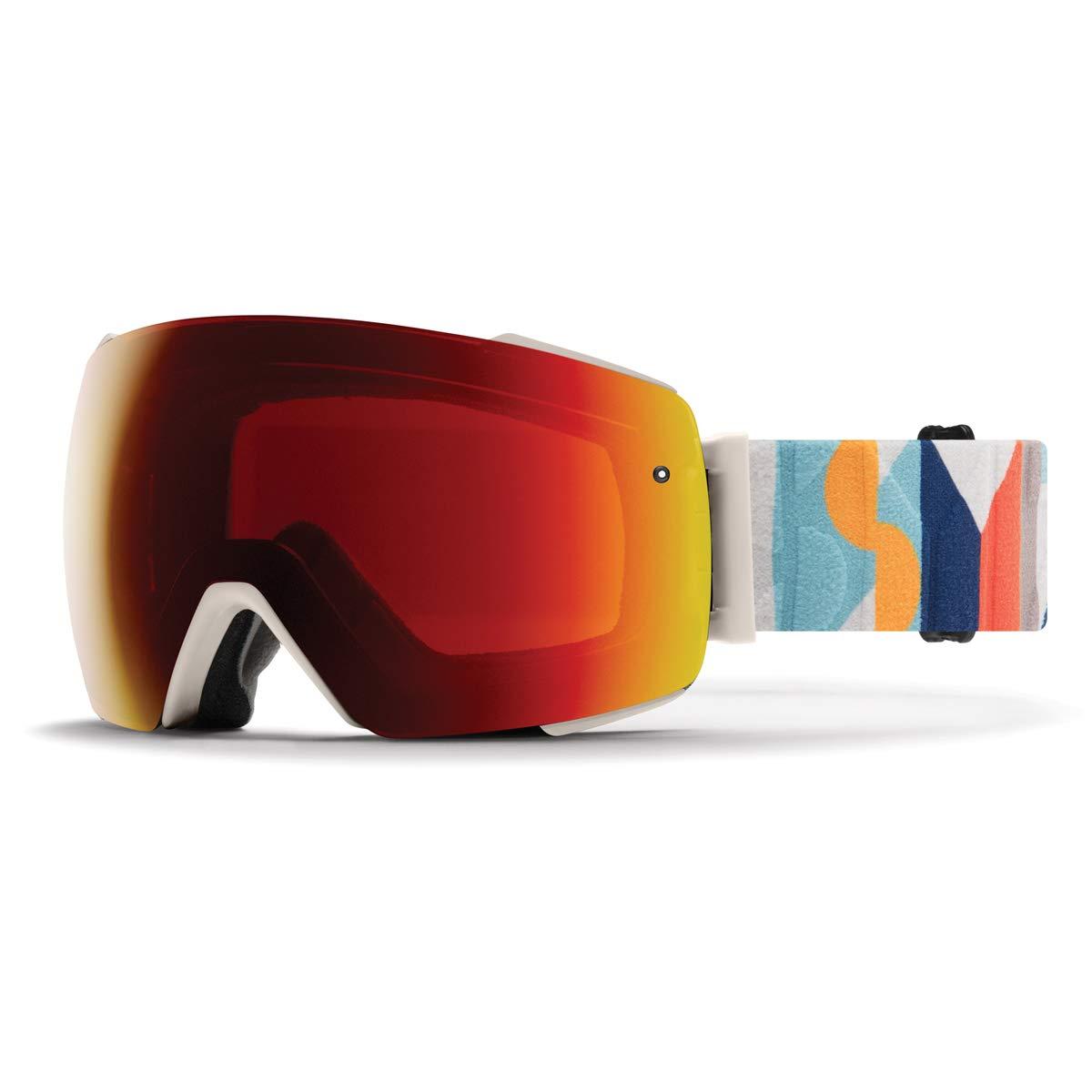 Smith Optics Io Mag Adult Snow Goggles - Evan Hecox/Chromapop Sun Red Mirror/One Size