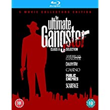 The Ultimate Gangster Collection 5 Film Set