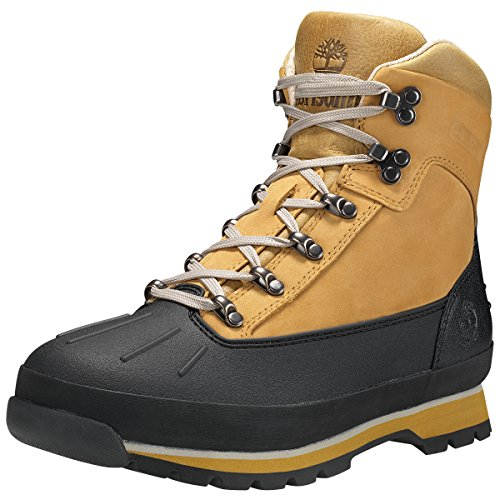 Timberland Mens Euro Hiker Shell Toe WP Winter Boot weizenfarben