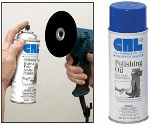 Oil Polishing - CRL Polishing Oil by CR Laurence