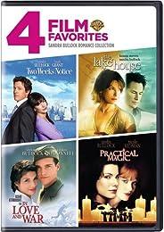 4 Film Favorites: Sandra Bullock (In Love and War, The Lake House, Practical Magic, Two Weeks Notice)
