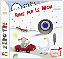 Rime per le mani. Ediz. illustrata. Con CD Audio