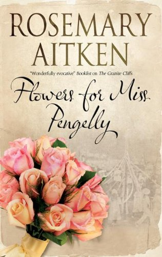 book cover of Flowers for Miss Pengelly