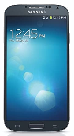 Amazon.com: Samsung Galaxy S4 Black - No Contract Phone (U.S. ...