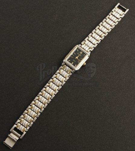original-movie-prop-wanderlust-lindas-jennifer-aniston-faux-cartier-wristwatch-authentic