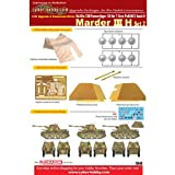 1/35 German Marder III H upgrade parts Part 2