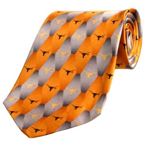 Texas Pattern 1 Silk Necktie - 1 Pattern Necktie Silk