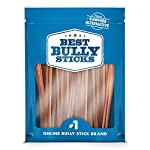 Best Bully Sticks Odor-Free Angus Bully Sticks - Made of All-Natural, Free-Range, Grass-Fed Angus Beef - Hand-Inspected and USDA/FDA-Approved 17
