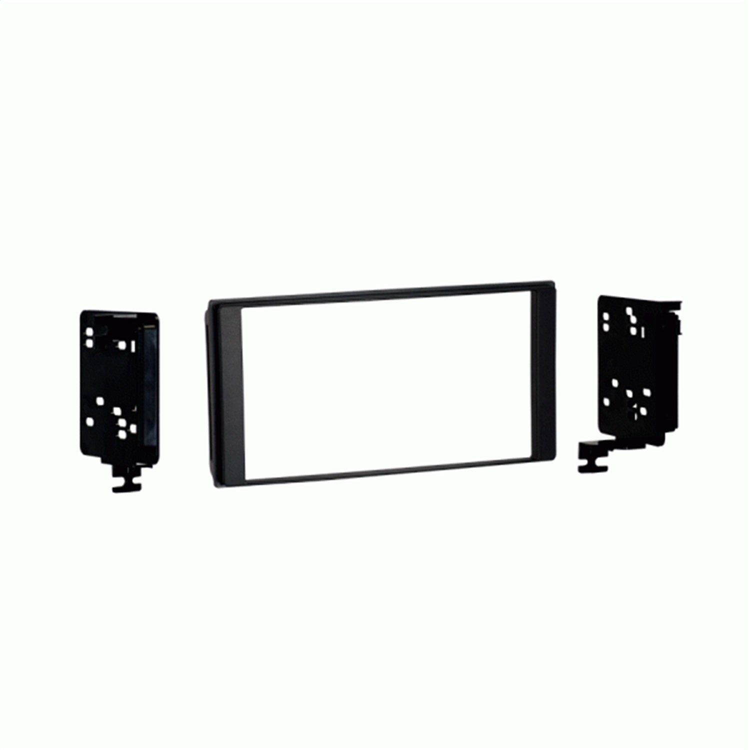 Metra 95-8905B Double DIN Dash Installation Kit for Select 2012-Up Subaru Impreza Vehicles (Black)