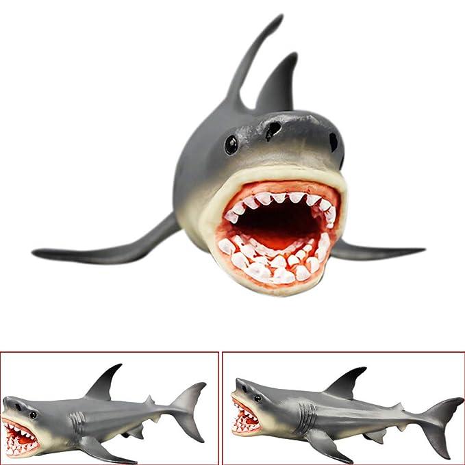Amazon com: Toys & Hobbies Action & Toy Figures Megalodon