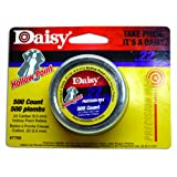 Daisy Outdoor Products .22 500ct Hollow Point Pellets (Silver, 5.5 Mm)