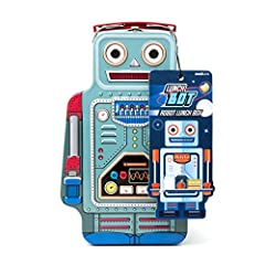 Robot Tin Lunch