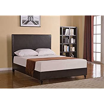 Amazon.com: Black Full Size Metal Bed Platform Frame, Great Addition to any Kids or Boys Bedroom