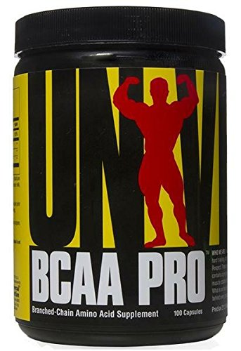 - Universal Nutrition Bcaa Pro, 100 Capsules