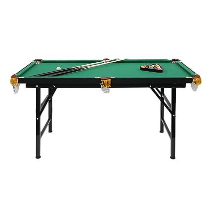 Civigrape Mini Foldable Pool Table/Portable Billiard Table/Mini Table Pool  Set  Billiards