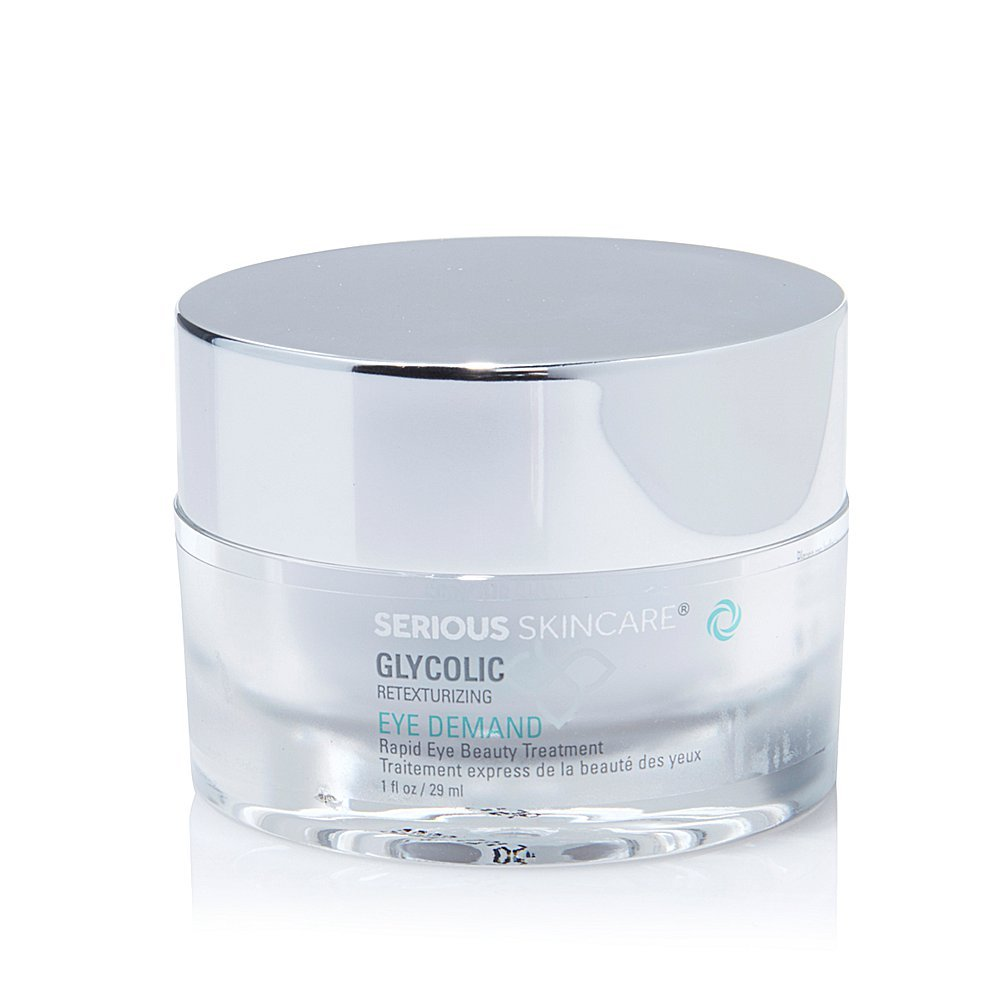 Serious Skincare Glycolic Eye Demand Rapid Eye Beauty Treatment