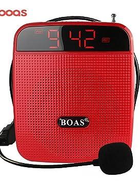 ZCYAn ZCYAn nuevos llegan boas enseñanza amplificador especial micrófono para lound voz externa disco de soporte
