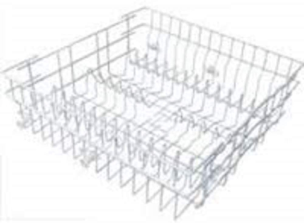 Edgewater Parts AP5647411 Dishwasher Upper Dish Rack Compatible With GE Dishwasher